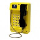 GAI-Tronics Commander Analogue Smart Full Keypad 15 Button - SC - Yellow