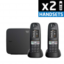 Gigaset E630A Robust DECT Cordless Phone With Answering Machine - Twin