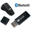 BlueNEXT H&H08 Bluetooth Headset and Bluetooth Dongle Bundle Pack