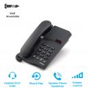 Interquartz Gemini Basic 9330 Business Phone - Black (Corded Phone - Analogue)