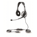Jabra UC Voice 150 MS Lync Binaural USB Headset