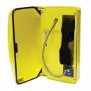 GAI-Tronics Titan Smart 3 Button - SC - Yellow