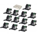 Orchid KS416 4 Line Telephone System and 12 x KP416 Key Telephones