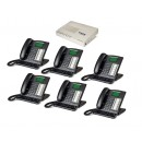 Orchid KS416 4 Line Telephone System and 6 x KP416 Key Telephones