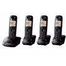 Panasonic KX-TG2514 Cordless Phones - Quad Pack