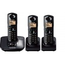 Panasonic KX-TG6483 DECT Cordless Phones - Triple Pack
