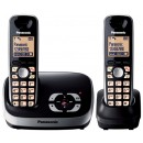 Panasonic KX-TG6522 Twin Digital Cordless Answering System