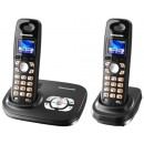 Panasonic KX-TG8022 Twin DECT Cordless Phone With Answering Machine