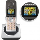 Panasonic KX-TG8093ES Triple - Cordless Phone with Answering Machine