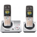 Panasonic KX-TG8092ES Twin - Cordless Phone with Answering Machine