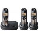 Panasonic KX-TG 7303 EB Triple DECT Cordless Phone