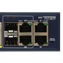 Netgear ProSafe™ 24-port 10/100 PoE Smart Switch with 4 Gigabit Ports