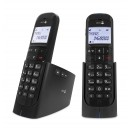 Doro Magna 2005 DECT Cordless Phone With Answering Machine - Twin