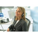 Plantronics CS60 Micro DECT Wireless Headset - A-Grade