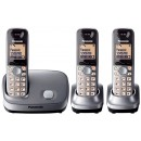 Panasonic KX-TG6513 Trio Cordless Phone