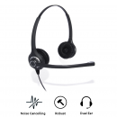 Project 202 Binaural Noise Cancelling Office Headset