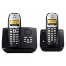 Siemens Gigaset A165 Twin Pack Cordless Phones