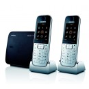 Siemens Gigaset SL785 Twin High End Cordless Telephone with Bluetooth