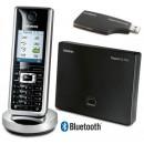 Siemens Gigaset SL565 Bluetooth Cordless Phone with M34 USB Adapter