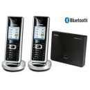 Siemens Gigaset SL565 Cordless Phone with Bluetooth Twin Pack