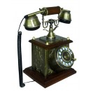 Steepletone - SNW07 - Period Style Rotary Box Phone