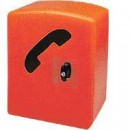 Storacall RM Telephone Cabinet - Red