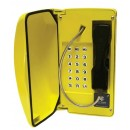GAI-Tronics Titan SIP Yellow Help Point Box - 18 Button