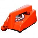 Wild & Wolf Trim Phone - Goldfish Orange