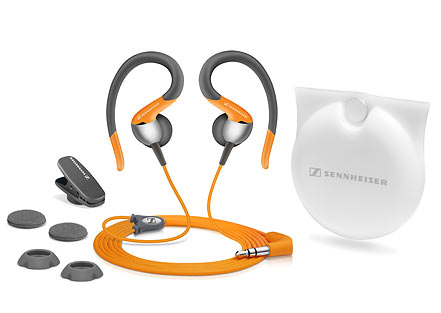 Sennheiser OMX 680 Adidas Sports Earclip Headphones
