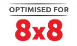 8x8 Optimised