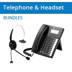 Telephone and Headset Bundles