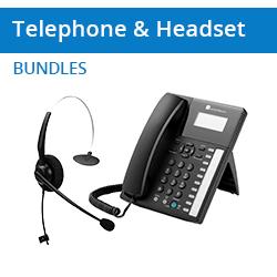 Telephone and Headset Bundles