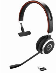 Jabra EVOLVE 65 - Mono USB Bluetooth Headset UC/MS